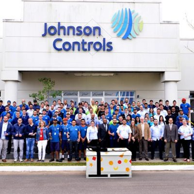 Fotógrafo Curitiba Johnson Controls