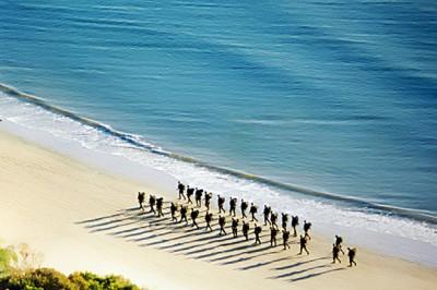 pelotão ilha do Mhel - Pr